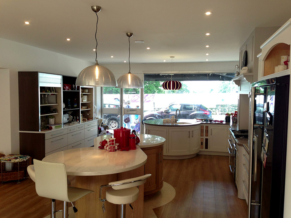 Charlwood Kitchen Design - Haywards Heath 2013