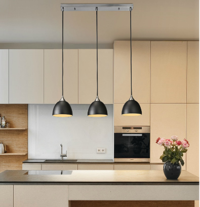 enhance your living space with pendant lighting - Kitchen Lights Uk