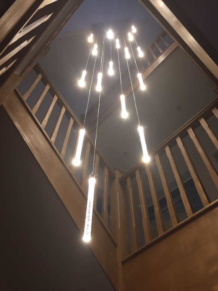 Stairwell light a big success in Surrey