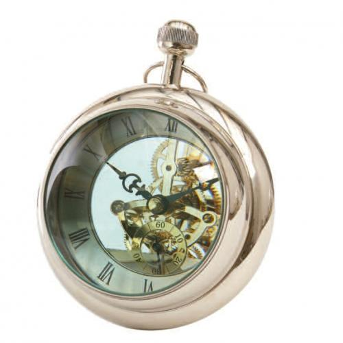 Paperweight Clock